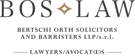 BosLaw Law Firm Ottawa